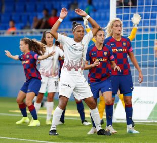 Primera División Femenina - J6 - FCB-EDF
