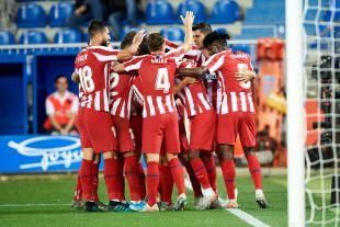 Santander-J11 – D. Alavés /  Atlético de Madrid