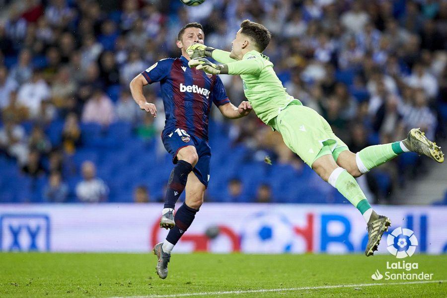 Прімера. 11-й тур. Севілья і Валенсія сильнішого не виявили, Реал Сосьєдад програв, Фекір забив - изображение 2