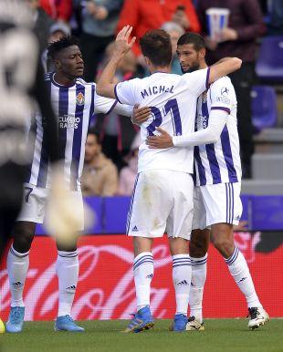LaLigaSantander_j12/Valladolid-Mallorca