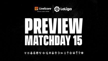 Laliga Official Website Liga De Futbol Profesional