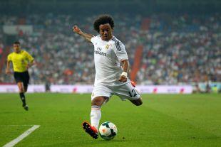 Marcelo, defensa del Real Madrid