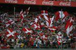 Afición del Sevilla