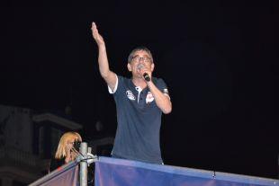 Fernando Vázquez, dirigiéndose a todos los aficionados del Dépor