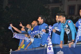 La Coruña fue una fiesta en la noche del sábado