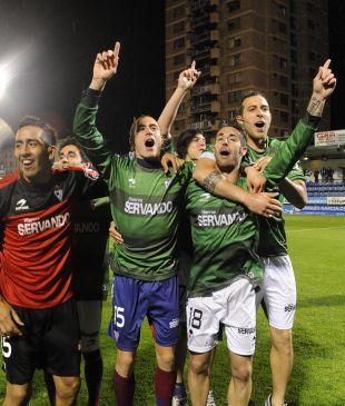 El Eibar, nuevo equipo de la Liga BBVA