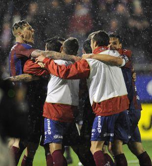 El Eibar vivió un estreno inmejorable en la Liga BBVA. Foto de archivo