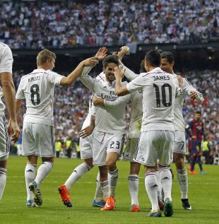 25/10/2014 Real Madrid 3-1 FC Barcelona