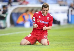 9. Sergi Enrich (CD Numancia). 69 disparos/69 shots.