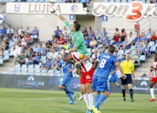 Guaita fue el meta con menos goles encajados en la Liga Adelante en la temporada 2009-2010