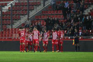 La segunda vuelta el Girona, con solo tres derrotas, es para enmarcar