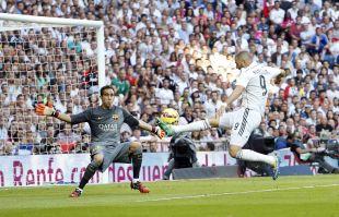 El primer clásico del curso se lo llevó el Real Madrid por 3-1