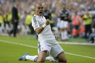 Pepe cumple un año más vistiendo los colores del Real Madrid