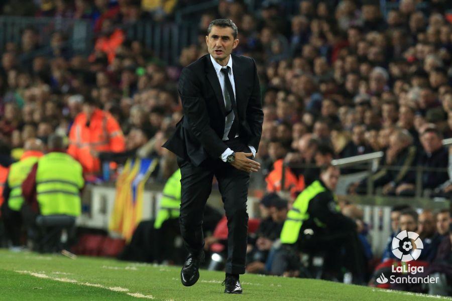 Примера. 10-й тур. Барселона - Реал 0:0. Поцарапанная совесть Вальверде - изображение 5
