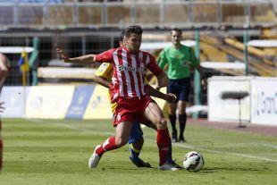 Álex Granell es la gran revelación del Girona FC y se ha hecho con el control del centro del campo