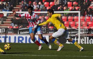 Carlos Pita es el tercer mejor pasador de la Liga Adelante