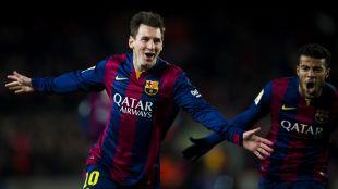 Lionel Messi es otra de las grandes estrellas de la Liga BBVA y suma 23 goles con el Barcelona esta temporada