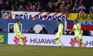Luis Suárez y Neymar, con 16 y 22 goles respectivamente, se han asociado a la perfección con Leo Messi