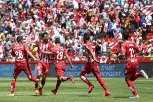 Con 82 puntos, el Girona FC ha completado la mejor campaña en Liga Adelante de su historia