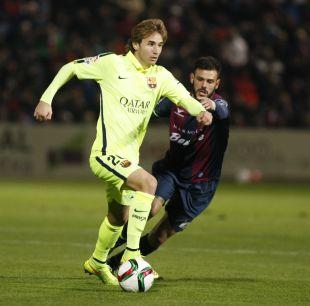 3. Samper (FC Barcelona B). El azulgrana completó 2.101 pases con una media de 62 en 34 partidos