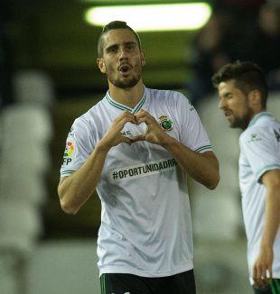 Mariano Sanz ha anotado tres tantos de cabeza