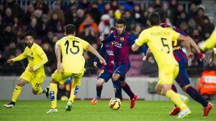 FC Barcelona y Villarreal ofrecieron uno de los choques más emocionantes que recordará el campeonato (3-2)