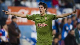 Pablo Pérez ha firmado cuatro goles de cabeza