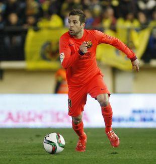 10. Jordi Alba (FC Barcelona). En total, dio 1.881 pases en 27 encuentros. Su media es de 70.