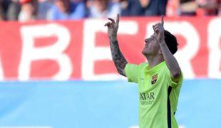 2. Lionel Messi (FC Barcelona). El argentino anotó un total de 43 goles en 38 partidos con una media de 1,1 por encuentro