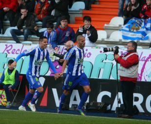 Yuri es el goleador de la Ponferradina en la Liga Adelante con 11 goles
