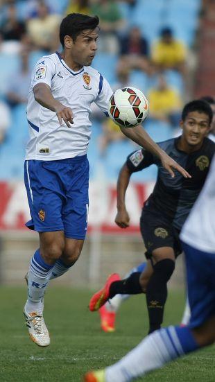 4. Dorca (Real Zaragoza). En 42 partidos de la Liga Adelante disputados logró un total de 2.097 pases con 50 de media.