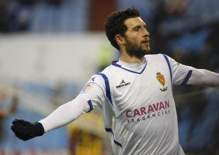 Siete de los 23 goles que ha marcado Borja Bastón han sido desde el punto de penalti