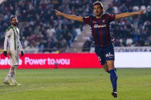 Arruabarrena es, junto a Piovaccari, uno de los goleadores del Eibar con cinco dianas