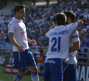 El Zaragoza ha llegado a la promoción de ascenso a base de esfuerzo y dedicación
