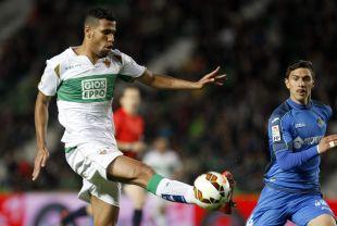 10. Jonathas (Elche CF). El brasileño debutó en la Liga con 14 goles en 34 partidos, que le dejan dentro del Top-10 de la Liga BBVA