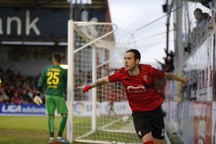 6. Urko Vera (CD Mirandés). 17 goles.
