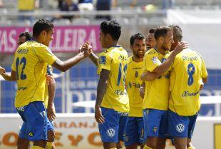 Las Palmas ha sido el mejor equipo como local en la Liga Adelante