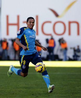 5. Bacca (Sevilla FC). El colombiano anotó un total de 20 tantos en 37 encuentros y se quedó en una media de 0.5 por partido.