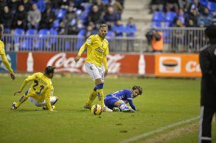 1. Javi Castellano (UD Las Palmas). Empatado con Becerra y Dorca, fue el líder de la medular amarilla y no se perdió ni un solo minuto de la fase regular (3.780 en 42 partidos)