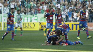 El Llagostera es el equipo más en forma con 14 partidos sin perder