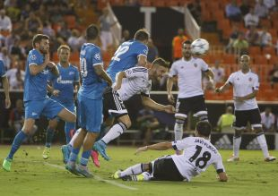 Valencia - Zenit.