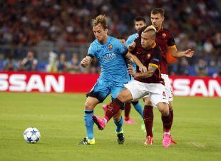 Roma - FC Barcelona.