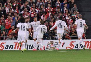 Athletic - R. Madrid. PARTIDO ATHLETIC DE BILBAO-REAL MADRID
