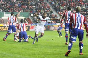 Piti, Success y El Arabi fueron los goleadores del Granada