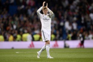 2. Toni Kroos (Real Madrid). Dio 2.353 pases con una media de 65 en los 36 partidos que disputó
