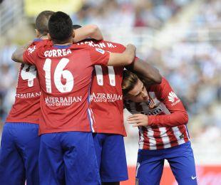 R. Sociedad - Atlético.
