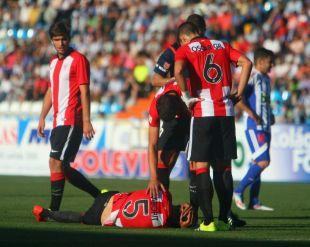 Ponferradina - Bilbao Athletic.