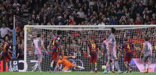 FC Barcelona - Rayo.
