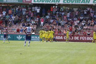 Granada - Villarreal.
