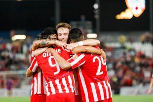 Almería y Nàstic son dos de los equipos que más puntos han sumado en los últimos minutos